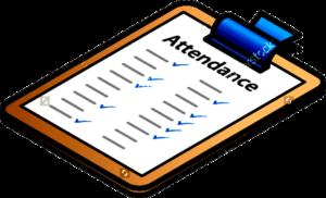 ATTENDANCE REWARDS
